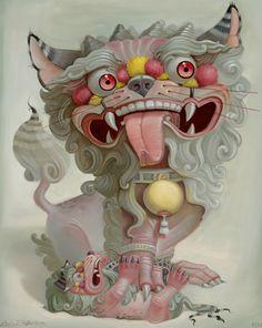 BetweenMirrors.com   Alt Art Gallery: Leslie Ditto - Disturbingly Enchanting Surrealism
