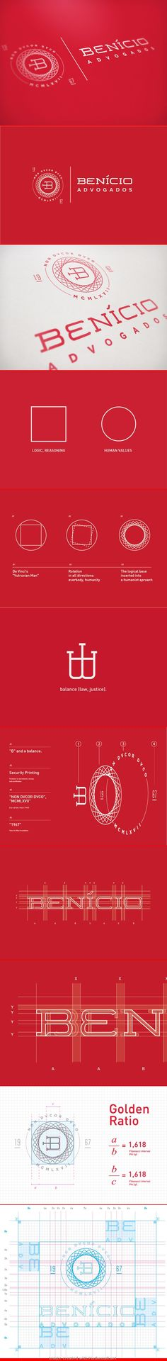 Benício Lawyers | #logo #design Costruction                                                                                                                                                      More