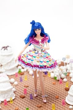 Katy Perry Barbie Doll. I saw this being sold for over $2,000