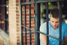 Awesome GUY Senior Portrait shot! -- Kristi Hedberg Photography