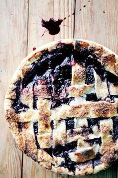 Blackberry Pie by lucia