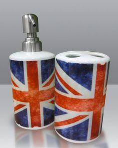 accessori da bagno in ceramica personalizzati con stampa