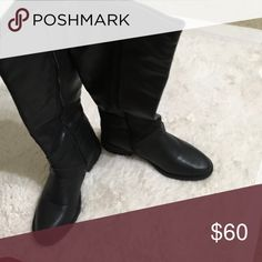Boots Black boots Shoes