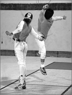 FENCING (and sword play) Action Pose Reference, Body Reference, Action Poses, Fencing Lessons, Olympic Fencing, The Fencer, Kids Choice Award, Fencing Sport, Hobbies And Interests