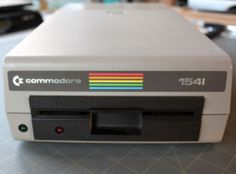 I got it after a large summer hollidays working in an electronics firm (workin' with an apple IIe with corvus LAN  with 80Mb HD) Vintage 1982 Commodore 64 1541 Floppy Disk Drive CBM DOS 2.6