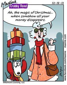 the magic of Christmas | Maxine 2013-12-18