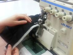 Sewing details Proudly Made in Italy