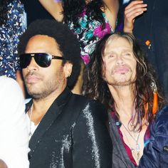 Lenny Kravitz and Steven Tyler - The Cut