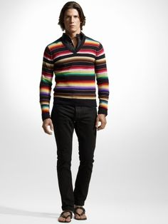 excuse the terrible styling and model.  i want this for me. (ralph lauren black label)