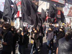 #1Mayıs devrimci anarşist faaliyet kavgaya hazır