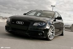 Audi is one bad ass car!