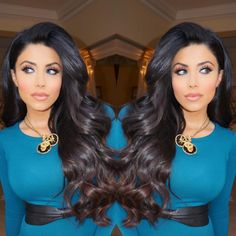 "7,077 Likes, 112 Comments - Leyla Milani-Khoshbin (@leylamilani) on Instagram: ""Soft, shiny waves using my #TripleThreatCurlingIron The only curling iron you need to create soft,…"""