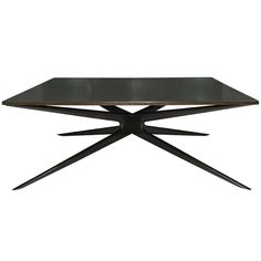 Square Coffee table after V. Kagan