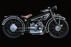 BMW vintage bike. So in Love!