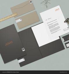 Branding / Print Design / Packaging / Logo Design / Graphic Design / Business Card Design / Jova Construction / Phoenix / Montreal  / Construction website
