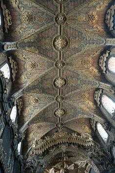 Santa Clara Church Ceiling