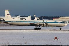 RA-75920 Russian Federation Air Force Ilyushin Il-22M  taken 30. Dec 2014 at Moscow - Zhukovsky (Ramenskoye) (UUBW) airport, Russian Federation by Alex S