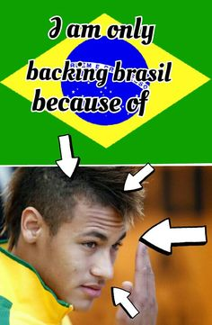 yeah and because of Oscar Dos Santos and Thiago Silva Soccer Stars, Football Soccer, Soccer Girl Probs, Neymar Pic, Good Soccer Players, Act Like A Lady, Play Soccer, Heart Attack, I School