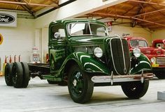 Truck [1937 Ford 79 Sussex]; Ford