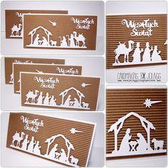 Cardmaking by jolagg: Trzej królowie - kartki bożonarodzeniowe