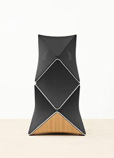 BeoLab 90 - Bang & Olufsen's High End Floor Loudspeaker. - Bang & Olufsen