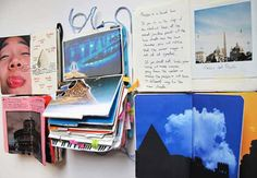 moleskines for everyday or travel