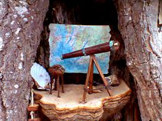 Florence Griswold Museum fairy houses 2013; Sullivan2 | Flickr - Photo Sharing!
