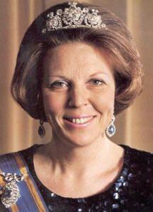 Staatsieportret koningin Beatrix