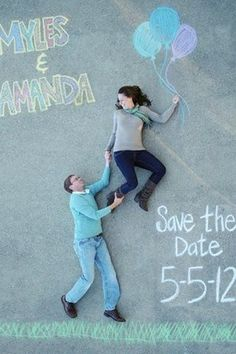 50 save the date photo ideas | You & Your Wedding