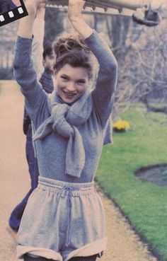 My newest photo from my Photography collection Young Kate Moss (Shared on StylePage)