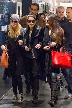 Ashley Benson, Vanessa Hudgens, Selena Gomez