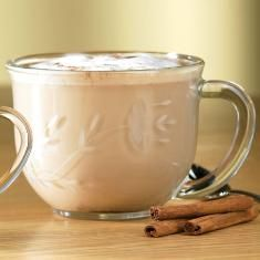 Princess Heritage Cappuccino Mugs by Princess House. Great for hot chocolate on those cold winter days.