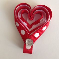 Heart Shaped Clip