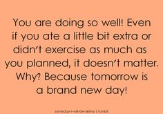 just don't make it a habit...this is my philosophy. Plan a once a wk treat only.