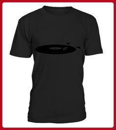 running record player Shirt - Tischtennis shirts (*Partner-Link)