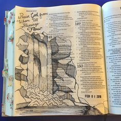 To color or not to color? #biblejournaling #psalm150 Praise the Lord!