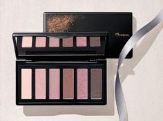 Presente Natura Una Rosado. Cores para realçar o olhar do dia à noite | 1 palette de sombras com 6 cores: nude, rosa-claro perolado, violeta-claro matte, marrom, rosa médio perolado e cobre. Por: R$ 73,00