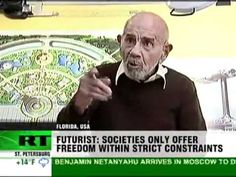 Jacque Fresco on Russia Today: US has never been a democracy