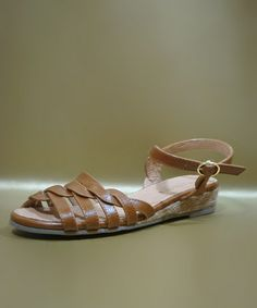 Take a look at this Tan Frisky Sandal by Chelsea Crew on #zulily today!  $36.99, regular 65.00. Sale ends in 2 days, 7 hours. In otherwords, sale ends on Saturday, June 8th in the evening.