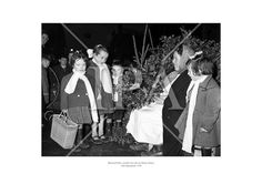 Berried holly wreaths for sale on Henry Street. December 1958 See more photos like this at www. Fine Art Photo, Photo Art, Holly Wreath, Wreaths For Sale, History Photos, Photo Archive, More Photos, Dublin, Ireland