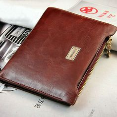 Cute lil female wallet so compact!