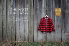 Tamarack Jacket made with RK Mammoth Flannel.