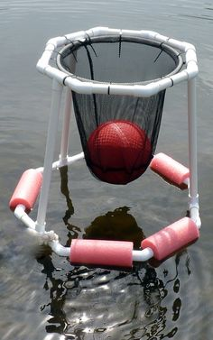 Building a Floating Basketball Hoop - Got Questions? Get Answers!
