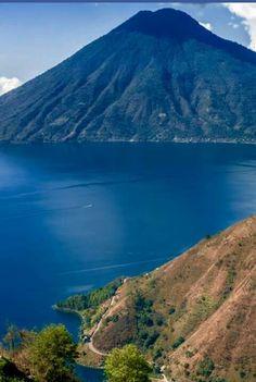 Lago de Atitlan..Guatemala