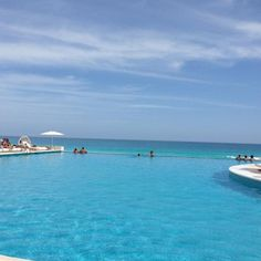 Bel Air Cancun Pool.. the Bel Air has the BEST beach. we stayed here in 2008 .