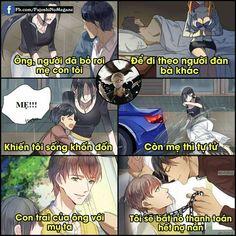 Lock you up ! Anime Chibi, Me Anime, Otaku Anime, Manga Anime, Manga Cute, Cute Anime Guys, Shounen Ai Anime, Anime Stories, Comedy Anime
