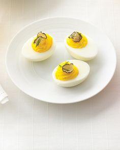 Truffled Eggs