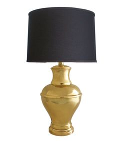 Need to get a new shade for my brass lamp base Brass Table Lamps, Brass Lamp, Blinded By The Light, Lamp Bases, Light Up, Light Fixtures, Color Schemes, Home Goods, Neutral