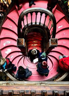 """This is one of those Pinterest finds Jeff hates. I send him a random picture and say """"We have to go here!"""" This one wasn't hard to find. The Livraria Lello Bookshop is quite popular, so popular you need a ticket to enter. If you buy a book, the 4 Euro price is subtracted from …"""