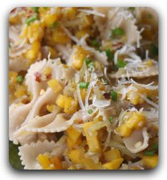 Tasty Thursday (late): Mara's Farfalle  squash with fennel and chili flakes | Every Child is a Blessing: The Journey Through My Pregnancy and Parenting